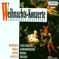 Christmas Concertos: Erxleben / Neues Berliner Kammerorchester