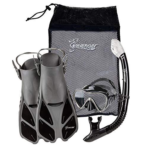 Seavenger Diving Snorkel Set