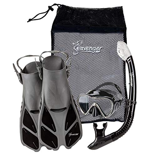 Seavenger Diving Snorkel Set