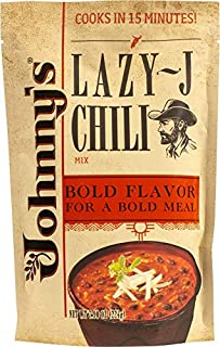 Johnny's Lazy-J Chili Mix