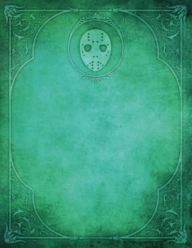 ドラッグスペース有彩色のMonogram Hockey Blank Sketchbook: Art Sketch Pad Notebook (Monogram Elegance 150 Sketch)