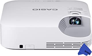 Casio XJ-V2 WXGA, Ultra Video Projector, 3,000 Lumens