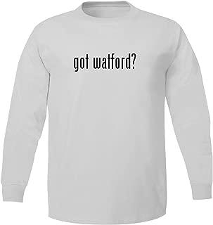 Bucking Ham got Watford? - Adult Soft Long Sleeve T-Shirt