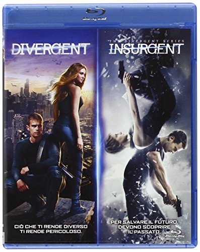 divergent / insurgent (2 blu-ray) box set