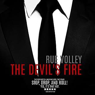 The Devil's Fire audiobook cover art