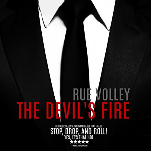 The Devil's Fire audiobook cover art
