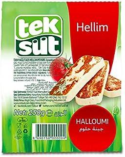 TEKSUT テキスュトゥ ヘリムチーズ 250g キプロス産 ハルミチーズ ハルーミチーズ Hellim Peynir Halloumi Cheese トルコ