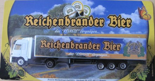Reichenbrander Brauerei Nr.11 - Bergt Bräu Reichenbrand - MB Actros - Sattelzug