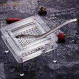 1 x Molekulare Küche Kaviar Builder Roe Maker Werkzeug Kaviar Box Kaviar Roe Strainer nur Löffel - 3