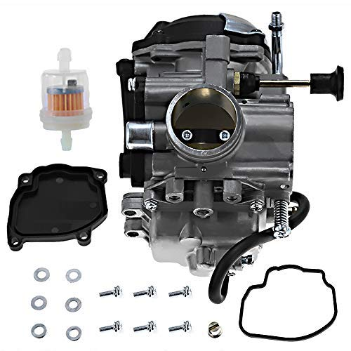 4WU-14901-00-00 Carburetor Replacement for Yamaha Big Bear 350 YFM350FW 4X4 1997 1998 1999