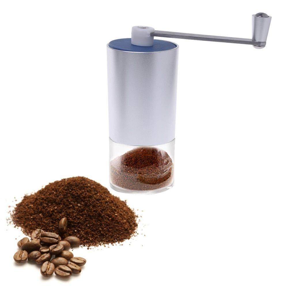 Mini Manual Coffee Grinder Burr Seattle Mall M Adjustable Mill Ceramic