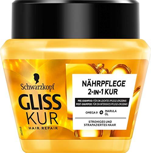 Gliss Kur Oil Nutritive 2-in-1 Nährplege-Kur, 300 ml