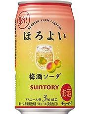 サントリー チューハイ ほろよい 梅酒ソーダ 350ml
