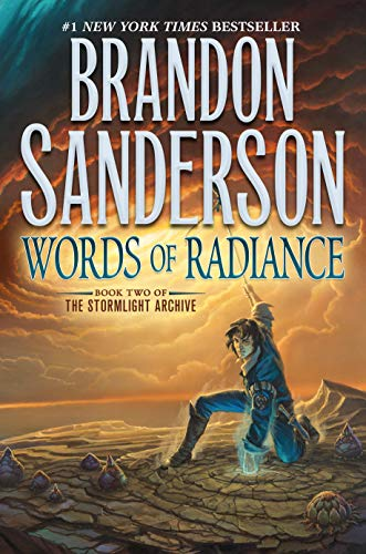 Words of Radiance (The Stormlight Archive, Book 2) (The Stormlight Archive, 2)