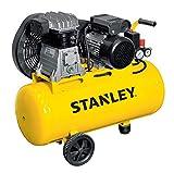 Compressore a Olio Trasmissione a Cinghia Monostadio 50L 2Hp Stanley B 251E/9/50
