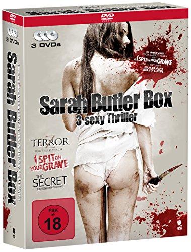 Sarah Butler Box (3 Disc-Set)
