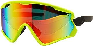 Gafas de ciclismo Kit 2 lentes Gafas de sol clásicas para bicicletas Gafas de UVA UVB para deportes al aire libre