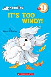 It's Too Windy! (HELLO READER LEVEL 1)