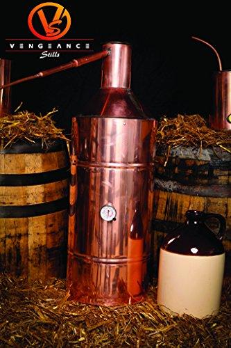10 gallon copper moonshine still
