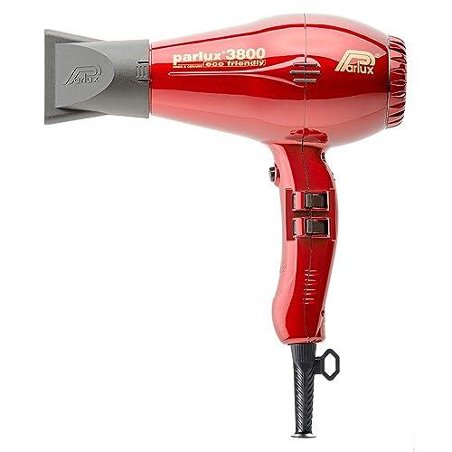 Parlux 3800 - Secador de pelo profesional de cerámica con iones, respetuoso con el medio
