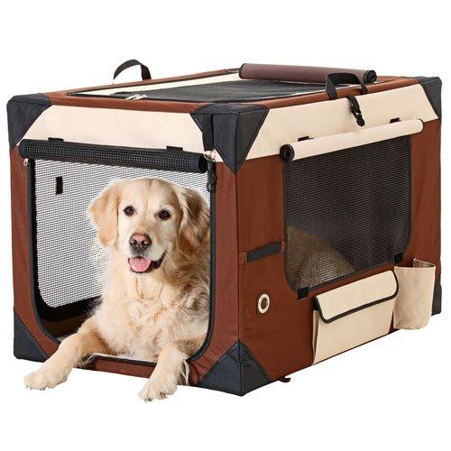Karlie Falt-Transportbox SMART TOP DELUXE, GrӇe, XL, Faltbox, fr Hunde