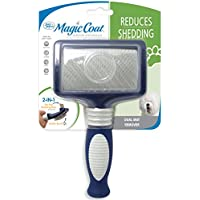 Four Paws Magic Coat Dual Mat Removal Brush for Dogs
