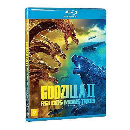 Godzilla 2 Rei dos Monstros [Blu-Ray]