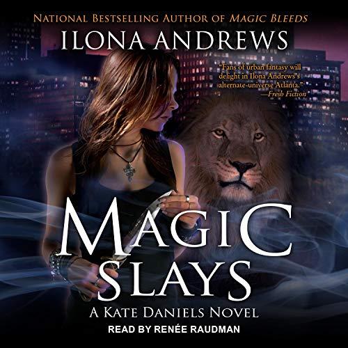 Magic Slays cover art