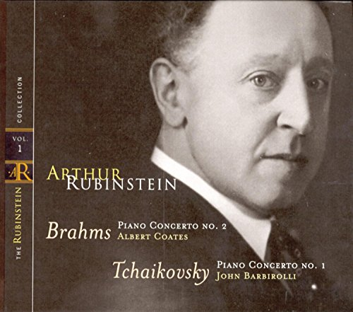 The Rubinstein Collection Vol. 1 (Brahms, Tschaikowsky)