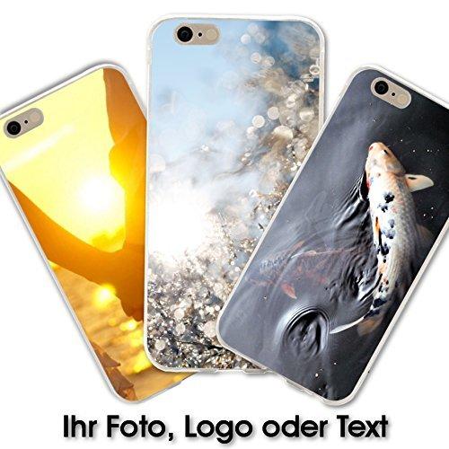 Design Foto Hülle für Medion Life X5520 Personalisierte Handy Hülle mit Persönlichem Foto, mit eigenem Design, Druck, Logo, Text oder Motiv in Foto Druckqualität