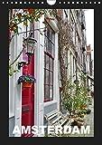 Amsterdam (Wandkalender 2019 DIN A4 hoch): Bezauberndes Amsterdam (Monatskalender, 14 Seiten ) (CALVENDO Orte) - Kerstin Schweizer