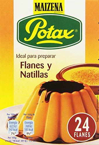 Maizena Potax Preparado para Flanes y Natillas, 192g