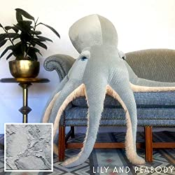 gifts for octopus lovers ~ stuffed creature