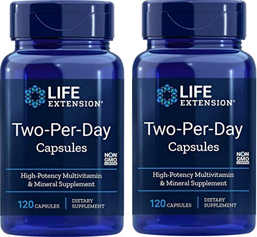 Life Extension Two Per Day Capsules…