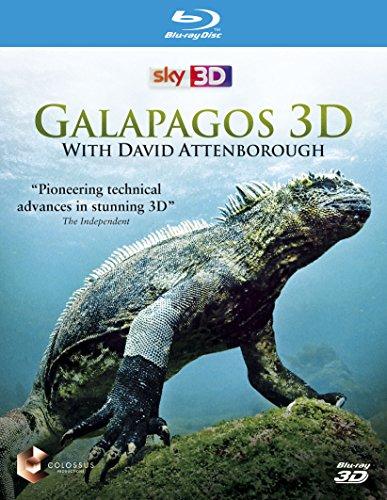 Galapagos 3D with David Attenborough [Blu-ray 3D]