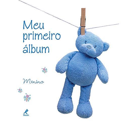 Meu primeiro álbum: Menino