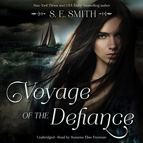 Voyage of the Defiance audiobook cover art