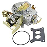 New 2 Barrel Carburetor Carb 2100 For Ford F100 F250 F350 Mustang Engine 289 302 351 Cu Jeep 360 Cu Engine Carb with Electric Choke