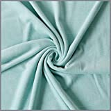 Selfmadeclothes Feincord Meterware Stretch Fresh Mint Uni,