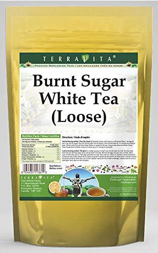 National uniform free shipping Burnt Max 51% OFF Sugar White Tea Loose 8 ZIN: oz Pack 3 - 533057
