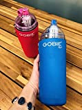 Gobie H2O BPA Free Filtered Water Bottle, 22 Ounce