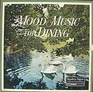mood music for dining