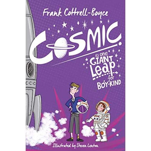Cosmic (English Edition)