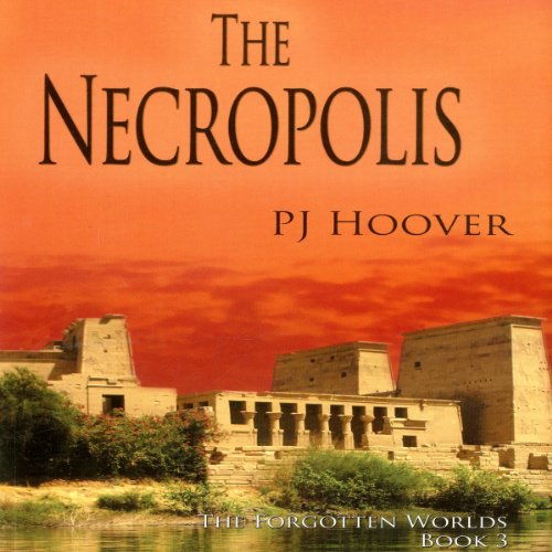 The Necropolis audiobook cover art