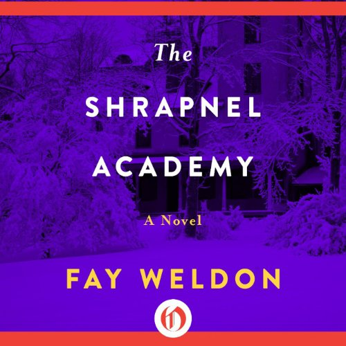 The Shrapnel Academy audiobook cover art