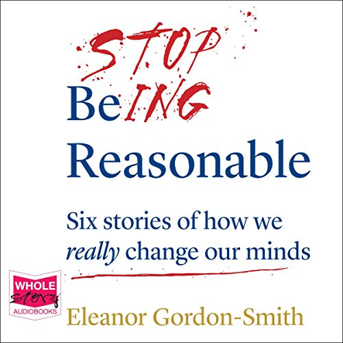 Stop Being Reasonable cover art
