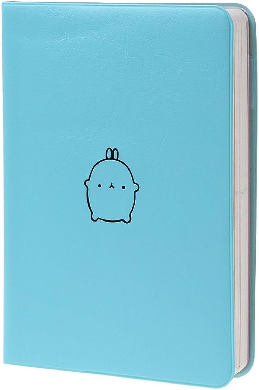 Yofo Cartoon Kaninchen Notebook Monatliche Weekly Notitzbuch Agenda Memo Notizblock Tagebuch für Kinder und Erwachsene Schule Büro liefert Stationery blau grün B07G39JWXV | Große Auswahl