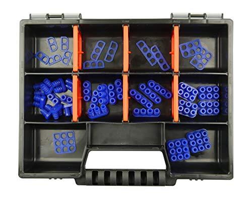 Sortiment Universal-Mate-N-Lok Dichtungen TYCO AMP 2-pol. bis 9-pol. Ausführung