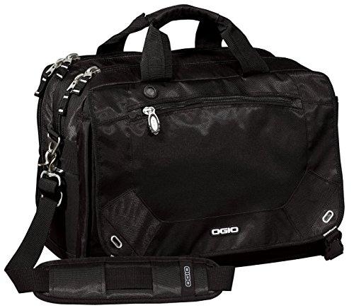 OGIO Corporate City Messenger Bag, Black