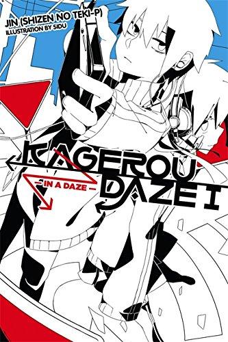 Kagerou Daze, Vol. 1 (light novel): In a Daze